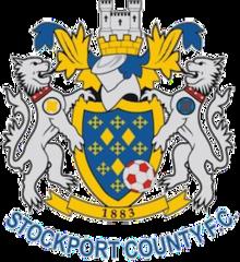 Stockport County Logo