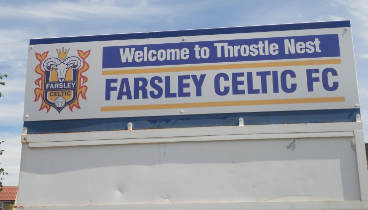 Farsley Celtic v York City