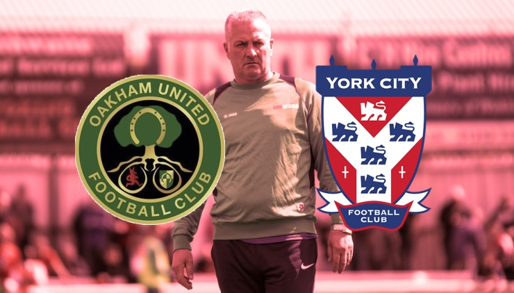 Oakham United v York City