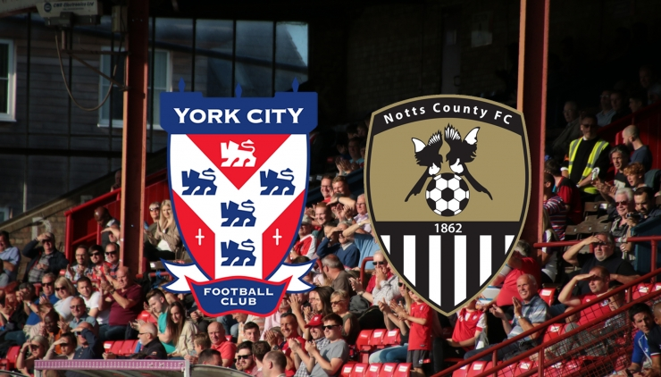 York City v Notts County