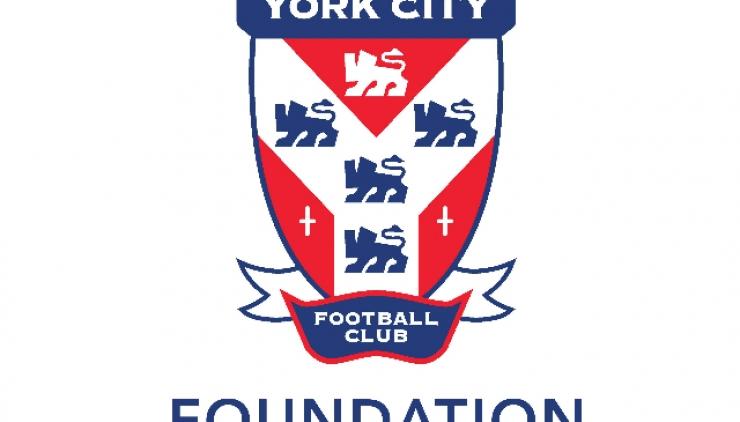 York City Football Club Foundation Logo